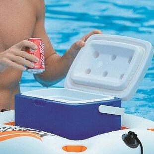 Riverland Inflatable Cooler and Beverage Holder