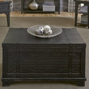 Trent Austin Design Hebbville Storage Coffee Table