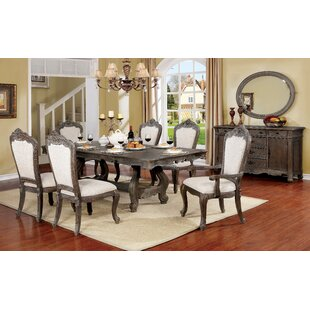 Stallworth 7 Piece Drop Leaf Dining Set