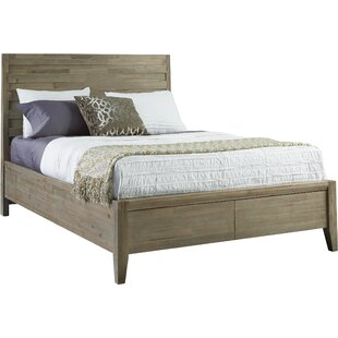 Descartes Panel Bed