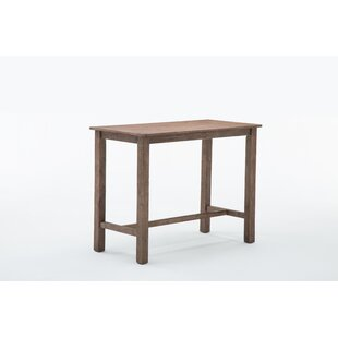 Raymundo Solid Wood Dining Table by Mistana