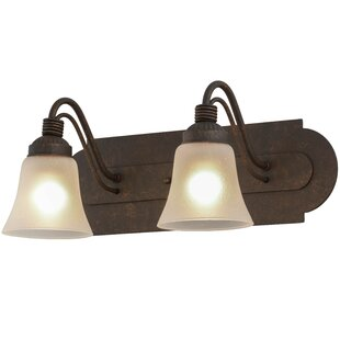 Meyda Tiffany Greenbriar 2-Light Vanity Light