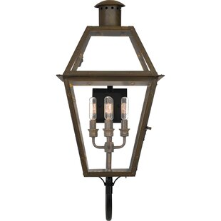 Lois 4-Light LED Outdoor Wall Lantern