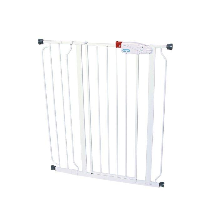 Regalo Easy Step Safety Gate Reviews Wayfair Ca