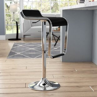 Klingbeil Adjustable Height Swivel Bar St..