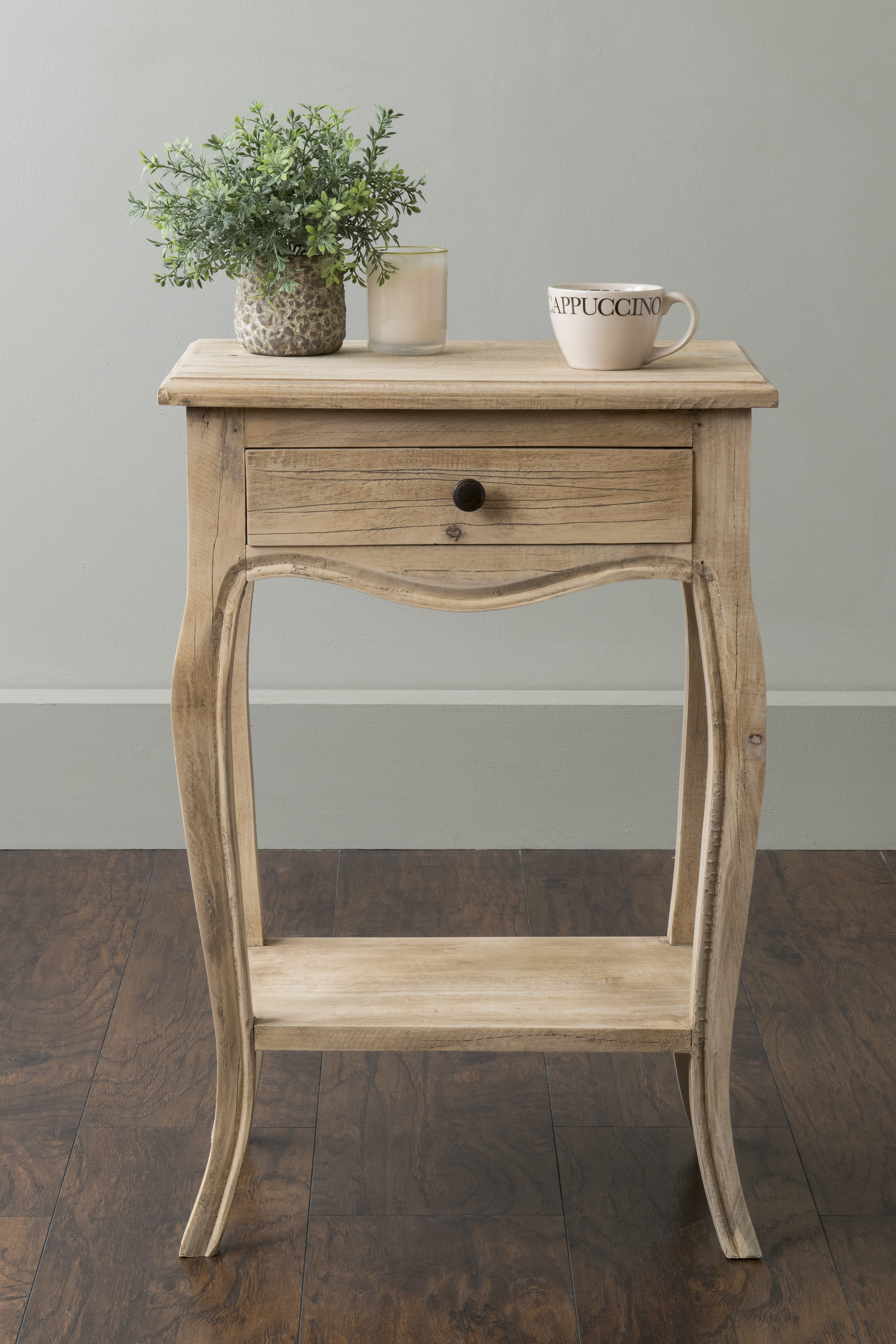 Admirable Lora Wood End Table Download Free Architecture Designs Viewormadebymaigaardcom