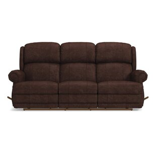 Kirkwood Reclina-Way® Full Leather Reclining Loveseat