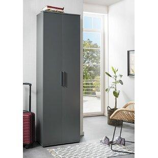 Leocadia 2 Door Wardrobe By Ebern Designs