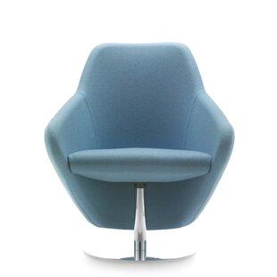 Segis U.S.A Taxido Swivel Lounge Chair