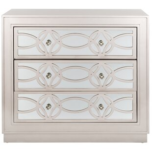 Dukinfield 3 Drawer Accent Chest