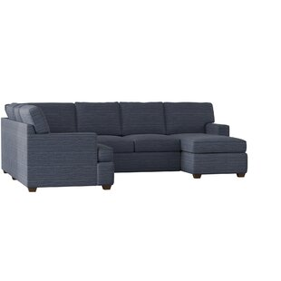 Affordable Evanston Sectional by Birch Lane™ Heritage Reviews (2019) & Buyer's Guide
