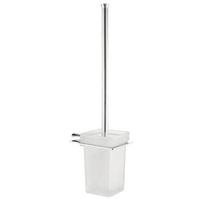 Smedbo Cabin 15in H Wall Mounted Toilet Brush And Holder Wayfair