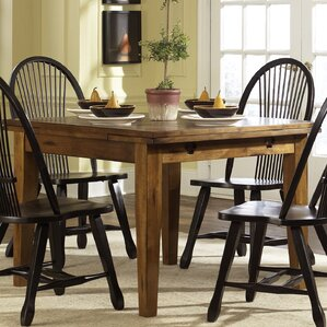 Extending Dining Room Table extendable kitchen & dining tables you'll love | wayfair