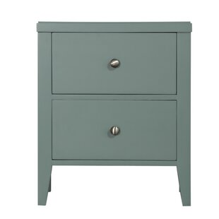 Howlett 2 Drawer Nightstand