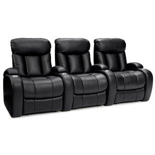 Latitude Run Home Theater Row Seating (Row of 3)