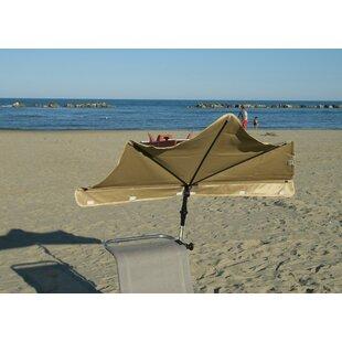 Alexis 1.4m Beach Parasol By Freeport Park