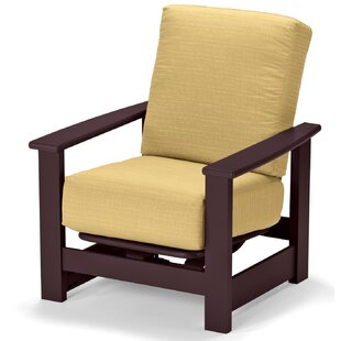 Leeward Deep Patio Chair with Cushions