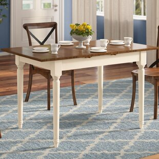 Alcott Hill Hardy Extendable Dining Table
