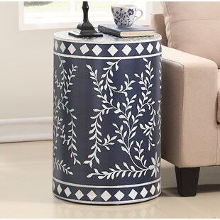 Everard End Table by Bloomsbury Market