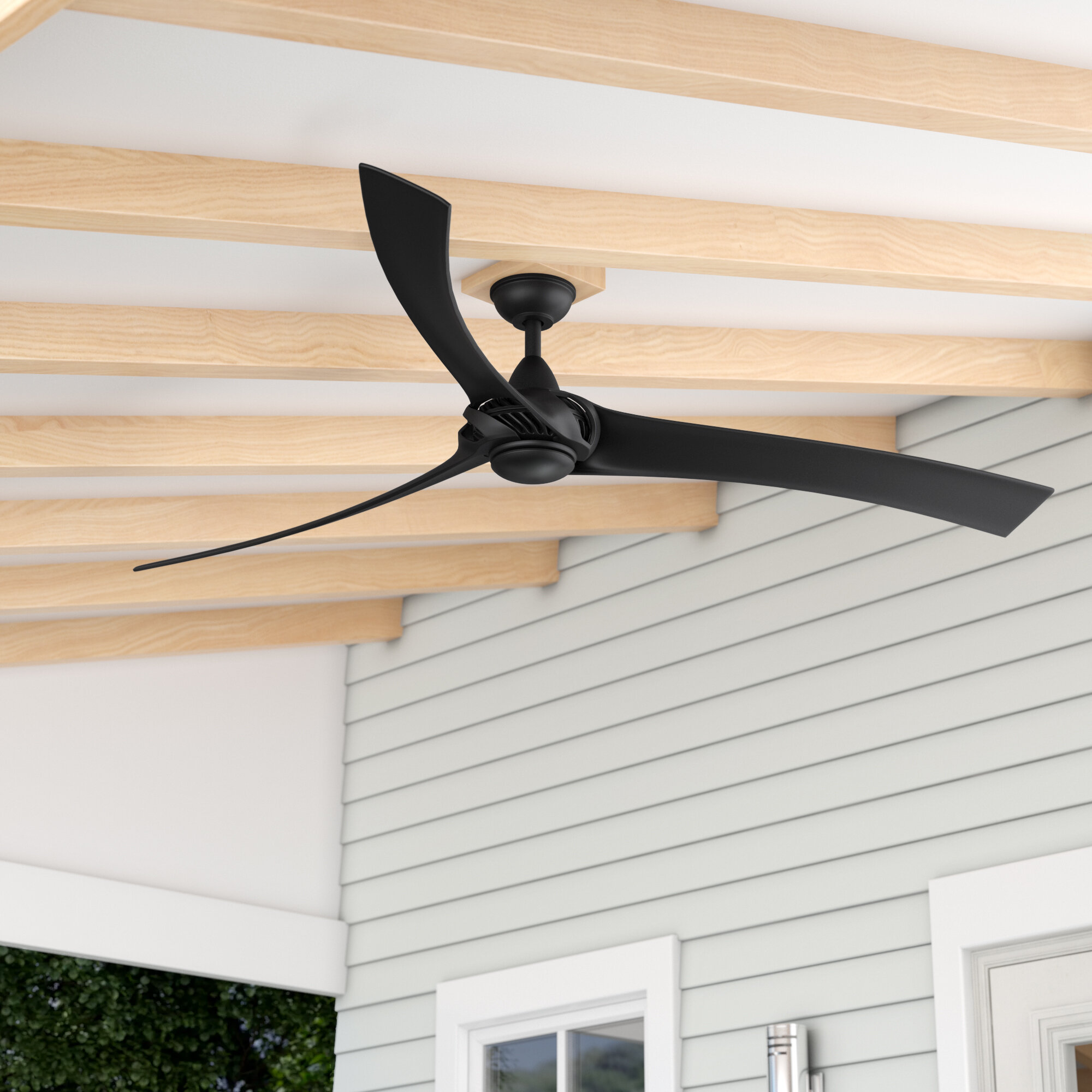 Extremely Large Room Ceiling Fans You Ll Love In 2020 Wayfair