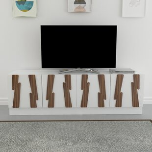 Wrought Studio Jacoby TV Stand for TVs up to 60