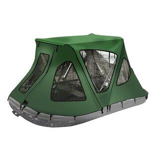 ALEKO Winter Canopy Boat Rain Sun Wind Snow Waterproof Coveringerson Tent