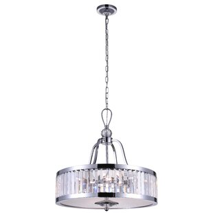 CWI Lighting Belvoir 5-Light Pendant