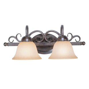 Purchase Nettie 2-Light Vanity Light By Fleur De Lis Living