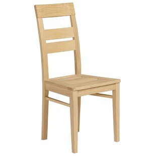 Aaron Solid Wood Dining Chair Parisot