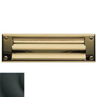10 in x 3 Brass Mail Slot