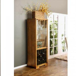 Bakelaar Wooden Bar with Wine Storage by Red Barrel Studio