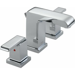 Delta Urban - Arzo Widespread Bathroom Faucet with Drain Assembly