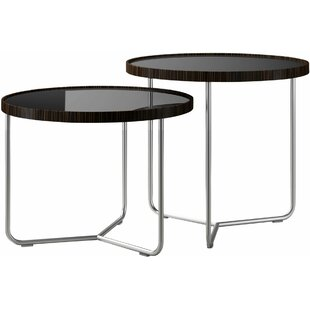Adelphi 2 Piece Nesting Table Set