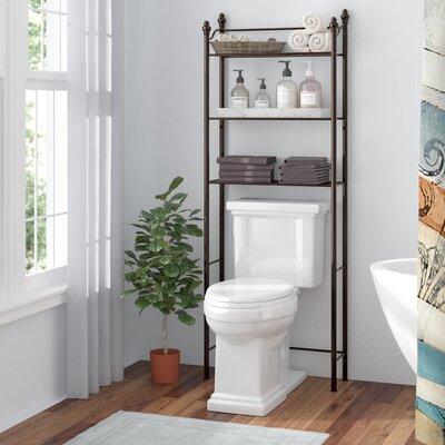 246 w x 649 h over the toilet storage