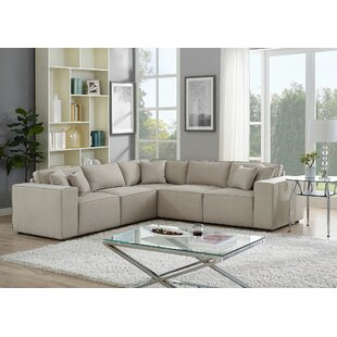 Burge Modular Sectional by Williston Forge #1