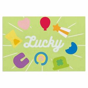 'Lucky' Doormat