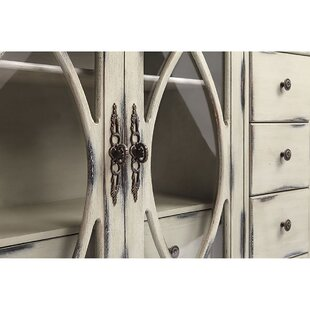 Christy 2 Door Accent Cabinet by One Allium Way