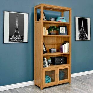 Fleta Bamboo Standard Bookcase by Latitude Run Comparison