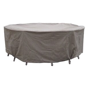 Round Patio Dining Set Cover By Symple Stuff