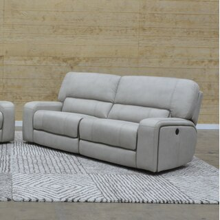 Aleverson Reclining Sofa by Latitude Run SKU:AE133614 Description