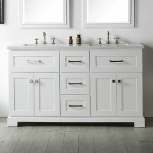 Modern Contemporary Rustic Bathroom Vanity AllModern