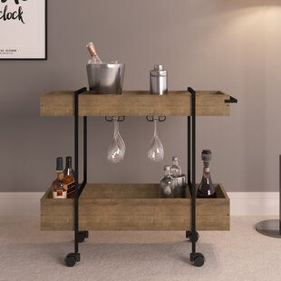 Maranto Bar Cart by Williston Forge