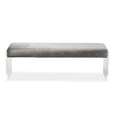 White Bedroom Bench modern bedroom + upholstered benches | allmodern