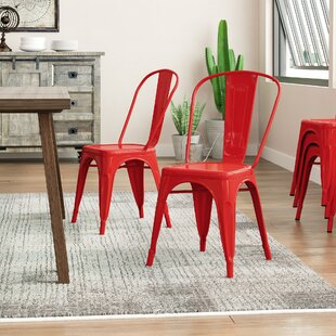 Kunkle Stackable Side Chair (Set of 2)