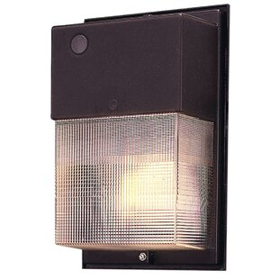 Dusk to Dawn Outdoor Security Wall Pack by Cooper Lighting LLC