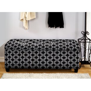 Online Reviews Kairi Upholstered Shoe Storage Bench By Winston Porter