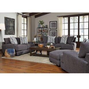 Brayden Studio Ally Configurable Living R..