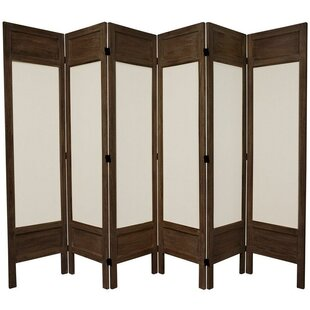 One Allium Way Lamanna 6 Panel Room Divider