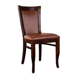 Greek Genuine Leather Upholstered Dining ..