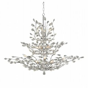 Lavigne 18-Light Candle Style Chandelier